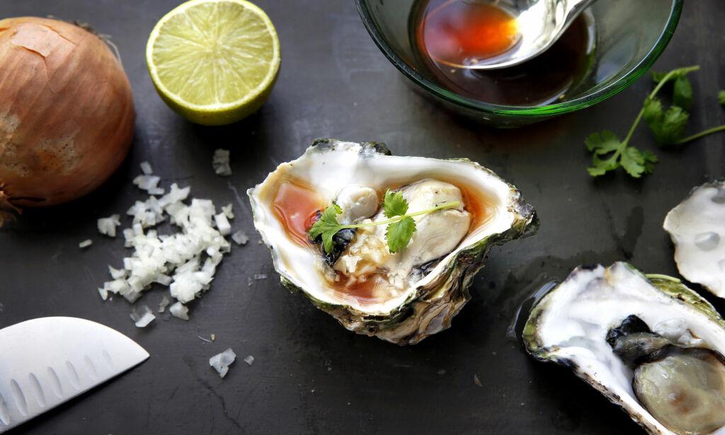 image: Slik tilbereder du østers