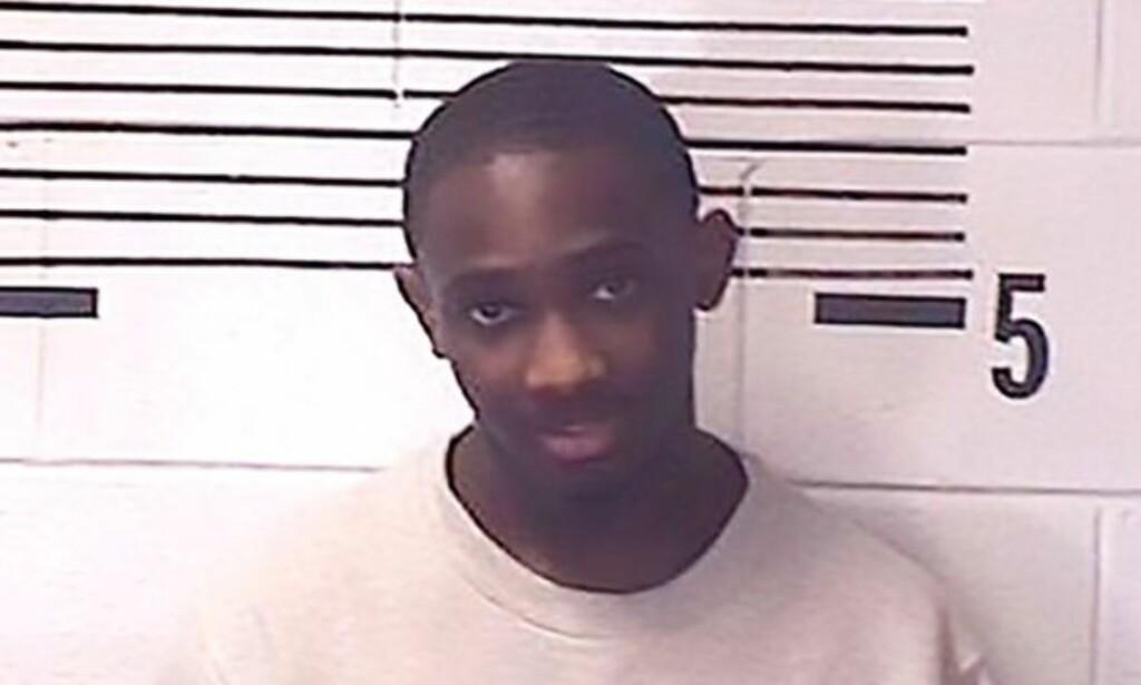DØMT FOR DRAP: Lakeith Smith må sone 65 års fengsel for et drap han ikke har begått.