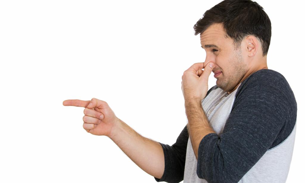VOND LUKT: Mange som har dårlig ånde er ikke klar over det. (Foto: Arena Creative / Shutterstock / NTB scanpix)