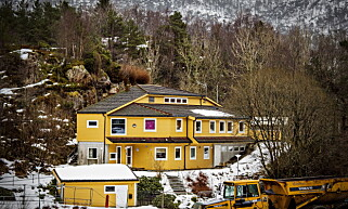 NEDLAGT: Vestlundveien ungdomssenter i Bergen blir nå lagt ned. Foto: Jørn H. Moen