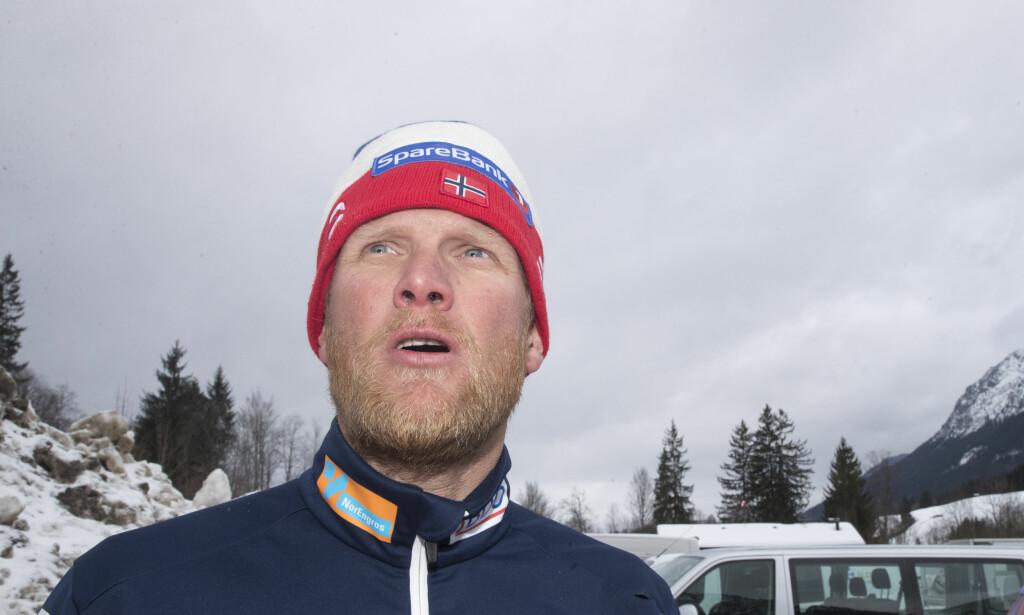 Tor Arne Hetland er ferdig som landslagstrener. Det skriver TV2. Foto: Terje Pedersen / NTB scanpix