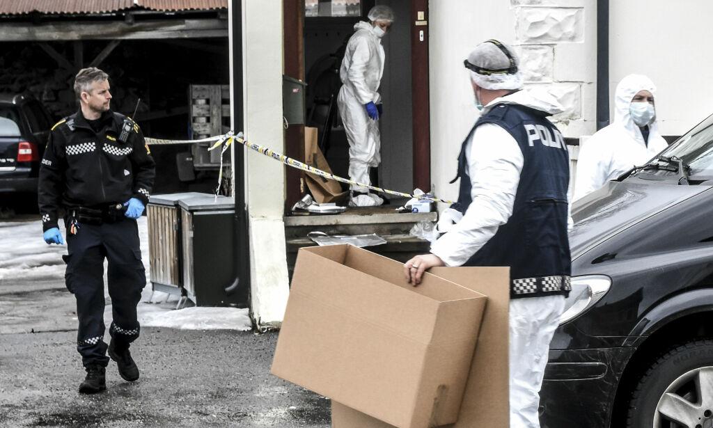 image: Tidligere ektemann siktet for å ha drept kvinne på Notodden
