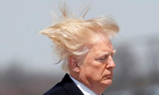 image: Nå «sprenger de seg inn i Trumps virtuelle hvelv»: - Det kunne nesten ikke blitt verre