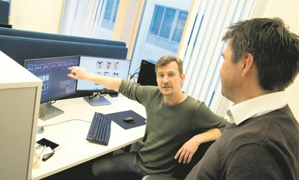 Lukrativt: Markedet for produktplassering er ifølge ShowTag på 12 milliarder dollar. Nå har selskapet fått kontrakt med TV3-eier MTG. Foto: Anders Horntvedt / Finansavisen.