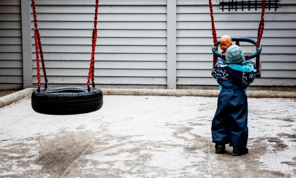 Gjør ikke nok: Vi kan fint gjøre noe med barnefattigdommen uten å stenge grensene.
