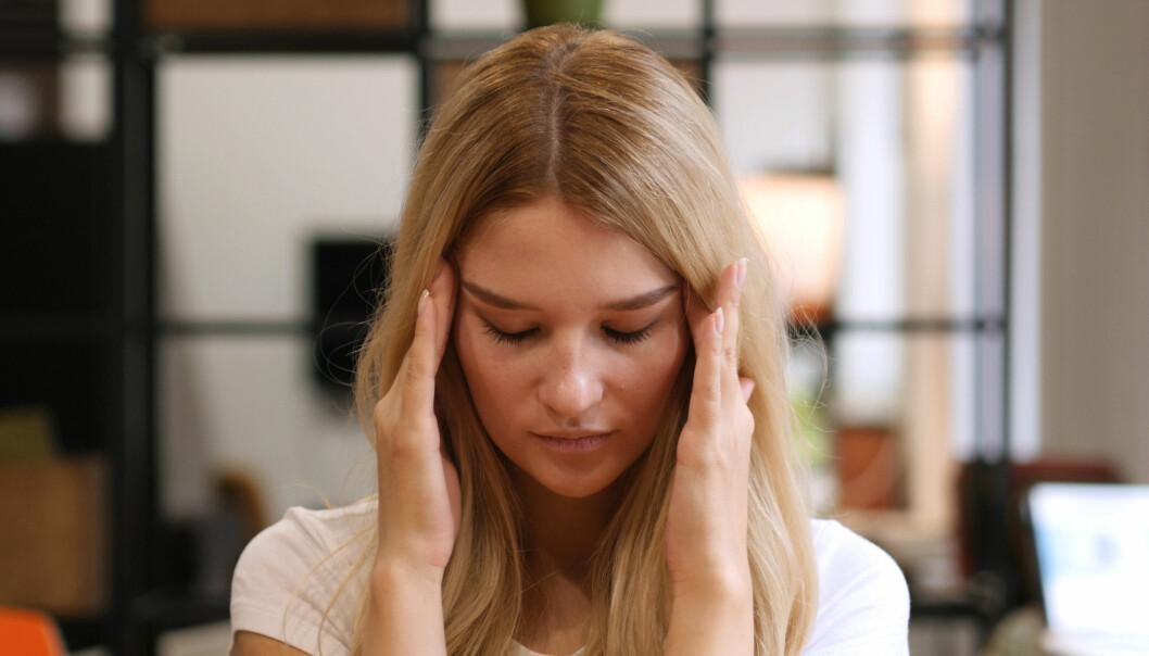 Ekspert: - Opp mot to tredjedeler blir bedre av migrenen etter overgangsalderen