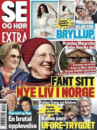 LES MER: Ukens Se og Hør Extra er i salg nå!