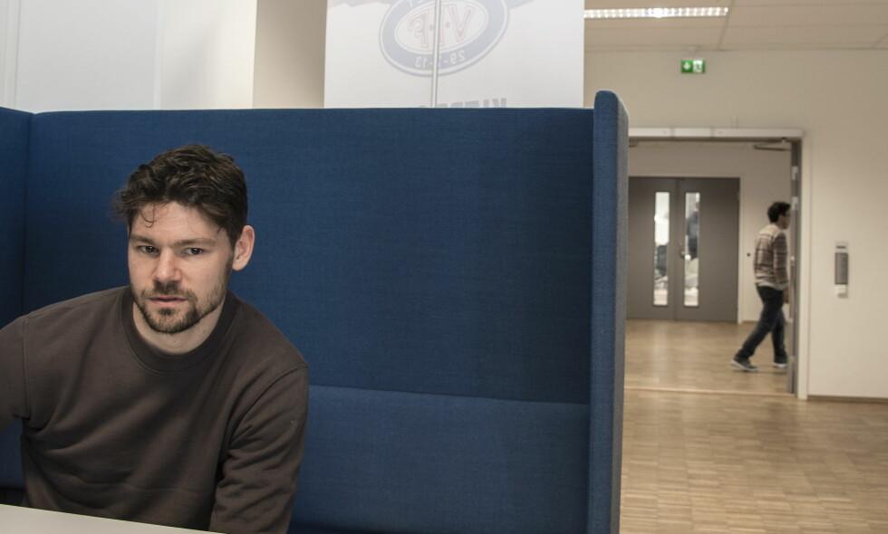 TØFF UKE: Daniel Fredheim Holm og Vålerenga har hatt skarpt fokus på det defensive denne uka.     Foto: Hans Arne Vedlog / Dagbladet