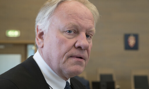 SLÅTT NED: Advokat Sigurd Klomsæt (64) er sykmeldt etter voldsepisoden for en måned siden. Foto: Terje Pedersen / NTB Scanpix