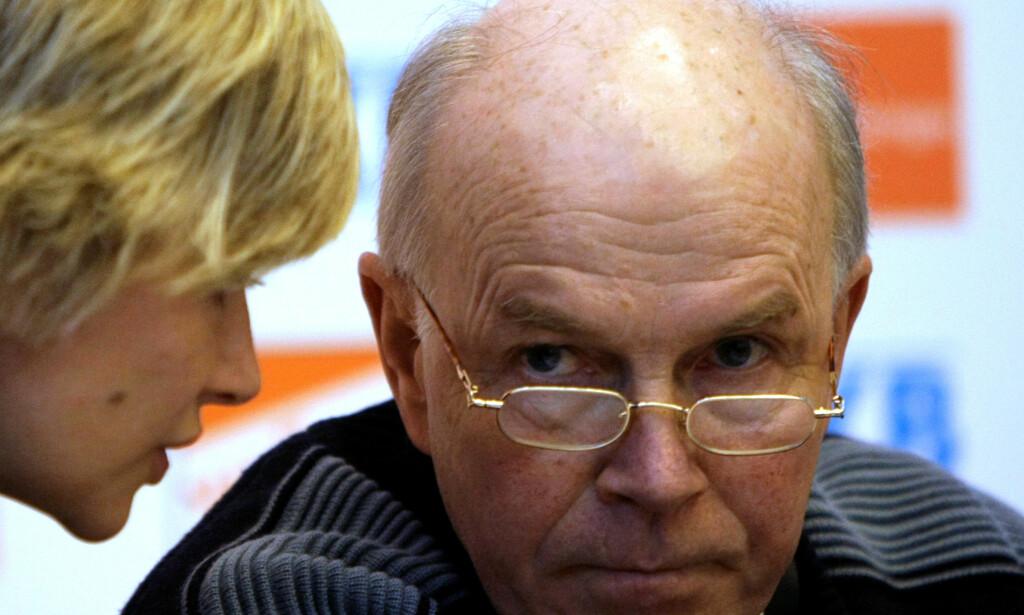 SLUTTER: Anders Besseberg gir seg som president i det internasjonale skiskytterforbundet. Foto: NTB Scanpix