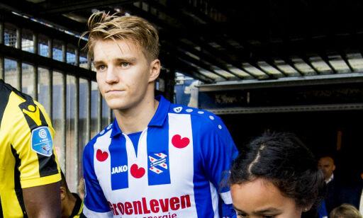image: Ødegaard-tall vekker oppsikt og forundring: - Helt uvirkelig