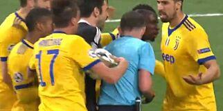 image: Den dramatiske Juventus-exiten og dommeravgjørelsene alle snakker om