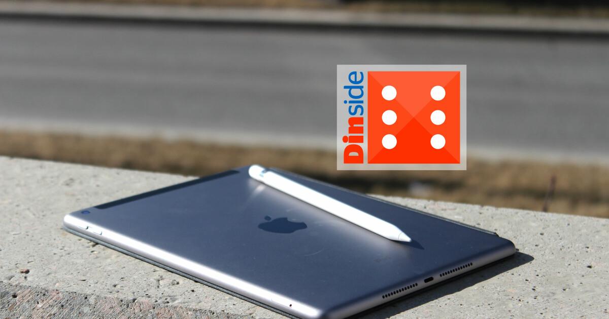 412bffa99 TEST: Apple iPad 2018 - Det beste nettbrettet for folk flest - DinSide