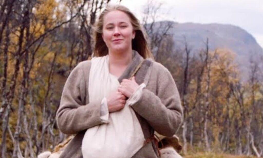 image: Ingrid (31) har levd som viking siden hun var 15