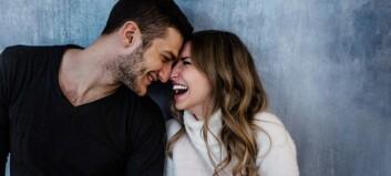 - Lykkelige par fokuserer på de små tingene