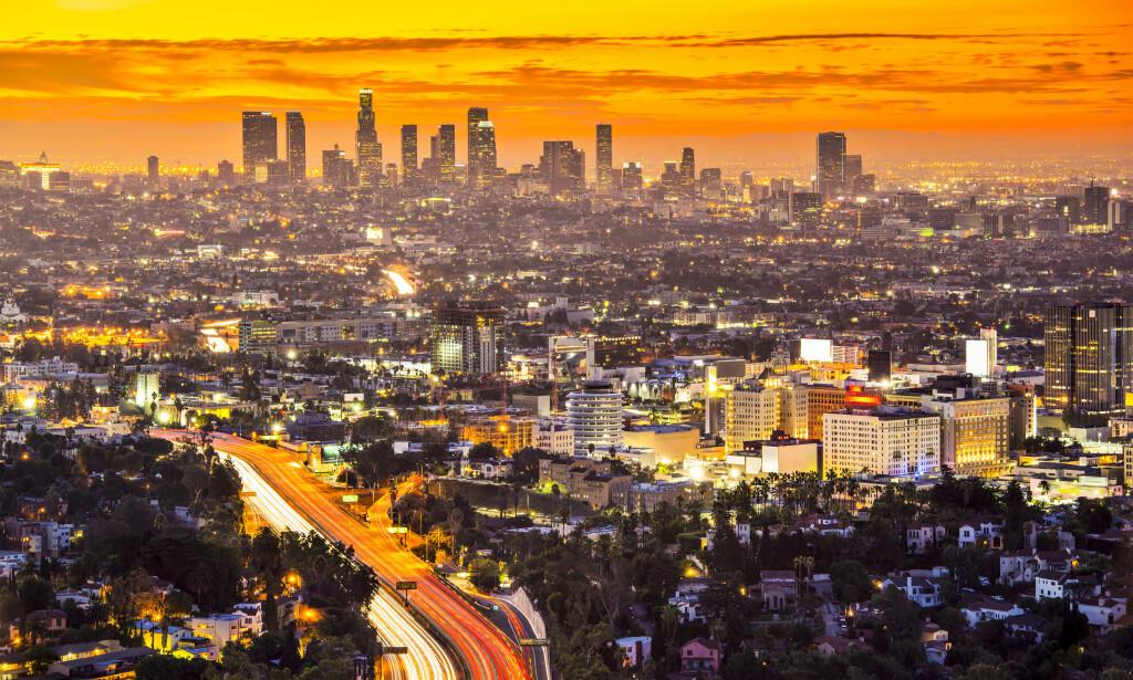 FORBLIR CALIFORNIA: Los Angeles blir, ifølge Drapers visjon, liggende i kyststaten med navnet California. Foto: ESB Professional / Shutterstock / NTB Scanpix