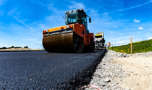 Her kommer asfalten i år