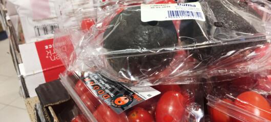 Skaper plastemballasje fra mat miljøproblemer?
