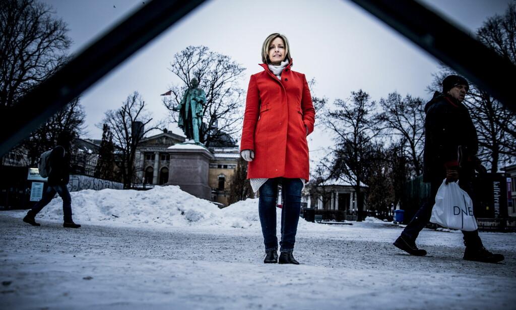 NY KRIM: Hanne Kristin Rohde er god til å lage plott, men ikke like god til å lage avslutninger, mener anmelderen.
