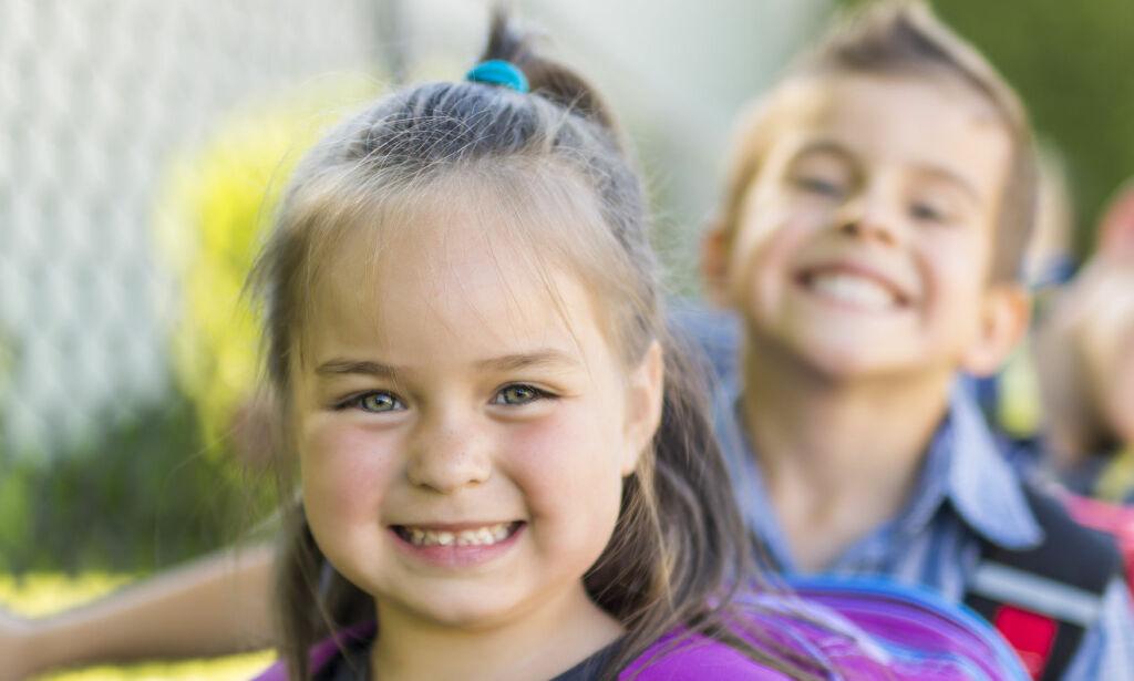 image: - Visst er det behagelig når skole og SFO tar seg av barna. Men er det ønskelig?