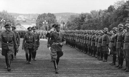 image: Nazi-okkupasjonen dratt inn i debatten om ACER