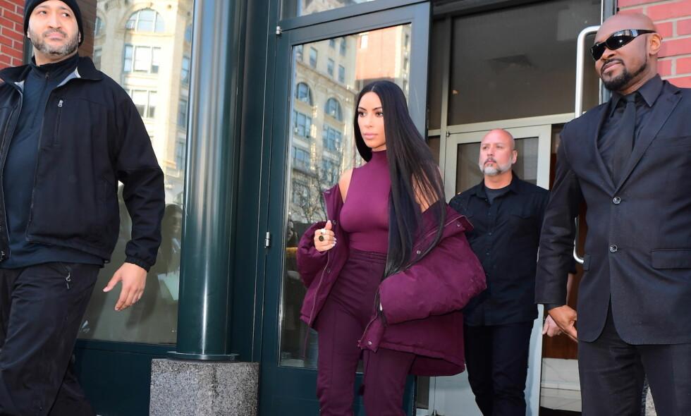 <p>PÅGREPET: Enda en person er pågrepet for ranet av Kim kardashian i Paris i 2016. Foto: NTB Scanpix<br> </p>