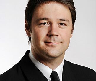 Thomas Slensvik. Foto: Forsvarets høgskole