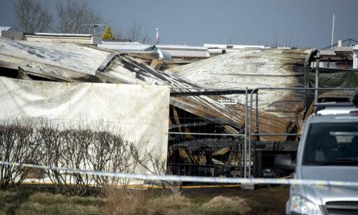 image: Kommuner i sorg etter tragisk campingvognbrann