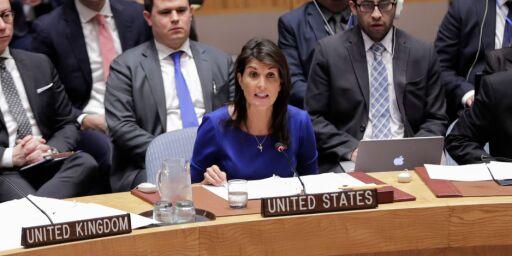 image: USA innfører nye sanksjoner mot Russland