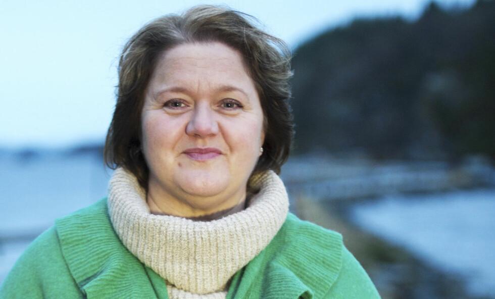 LIKEMANN: I 2017 ble Aina likemann i Endometrioseforeningen. - Jeg måtte først bearbeide min egen historie før jeg var klar for å hjelpe andre. <br>Foto: Pål Bentdal