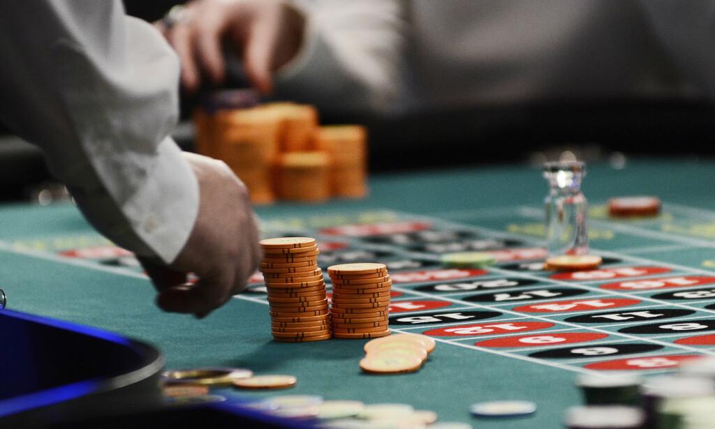 VIL HA TIL NORGE: Frp mener Norsk Tippings tilbud ikke er interessante nok, og vil tillate kasinodrift i Norge. Foto: Heather Ainsworth / AP / NTB Scanpix