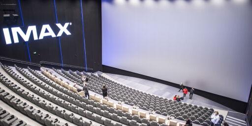 image: Raser mot Norges største kino i klagebrev: - Ufyselig
