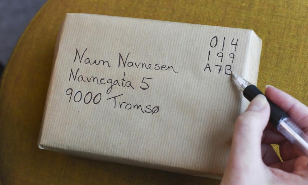 Sende pakke med Posten - Nå kan du sende post fra din egen postkasse - DinSide