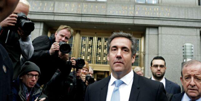 image: - Cohen er «radioaktiv». De som har vært i kontakt med ham bør være veldig bekymret