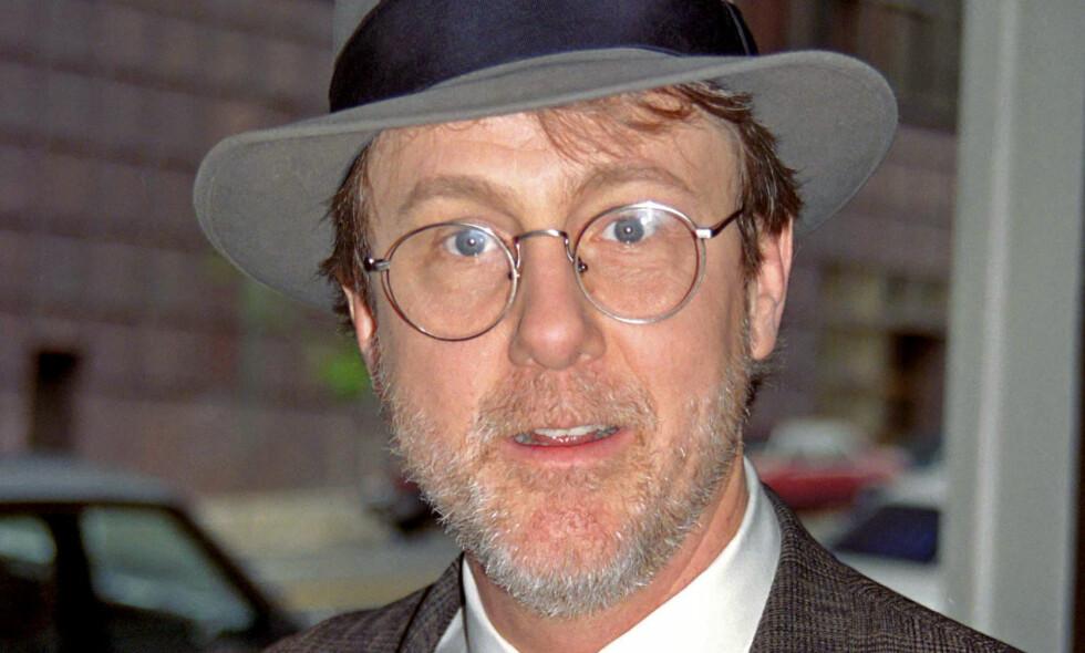 DØD: Skuespiller Harry Anderson er død. Han ble 65 år gammel. Her avbildet i New York i 1996. Foto: NTB Scanpix
