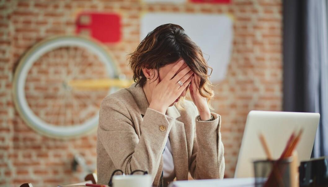 <strong>PLANLEGG:</strong> Mangel på planlegging gjør at du fort kan sitte og overfokusere på noe som egentlig er så viktig. FOTO: NTB Scanpix