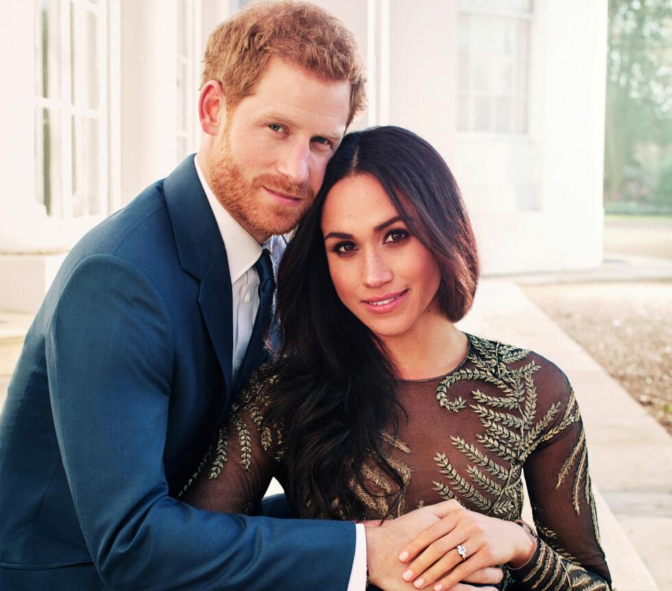 96b6b4ff9ca3 Prins Harry og Meghan Markle  Dette vet vi om bryllupet til Meghan ...