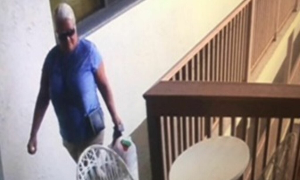 ETTERLYST: Den 56-år gamle kvinnen er etterlyst over hele USA. Foto: Lee County Sheriff