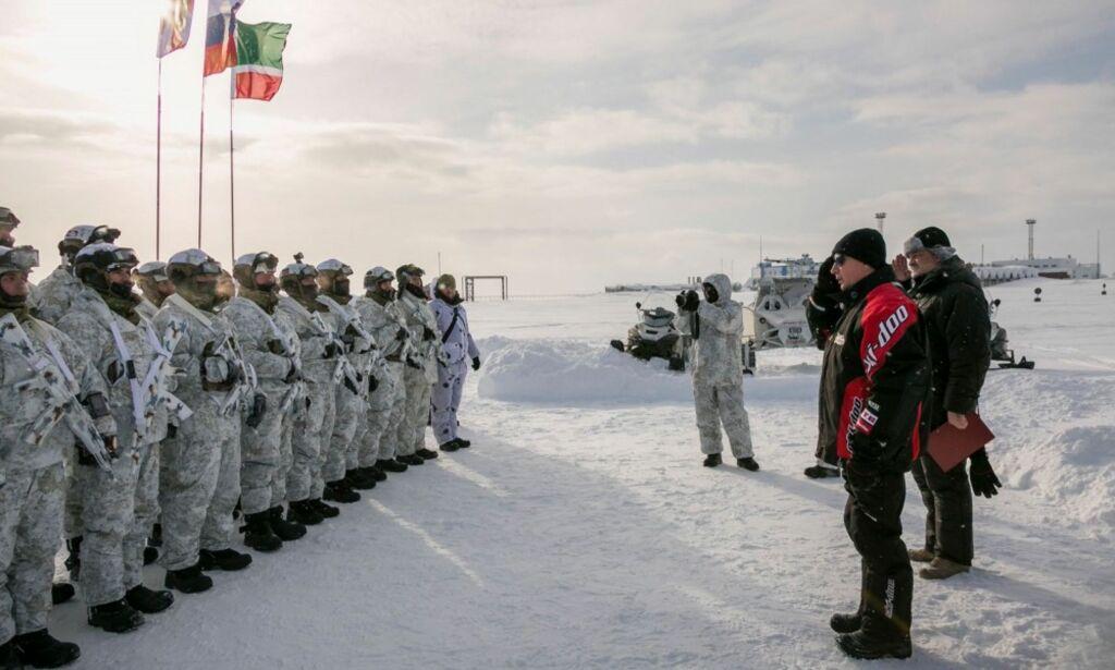 image: Her er Putins tsjetsjenske polarkrigere
