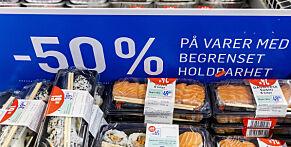 image: Rema vil selge mer mat som har gått ut på dato - særlig kjøtt
