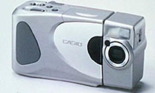 image: Slik har kameraene utviklet seg siden 1998