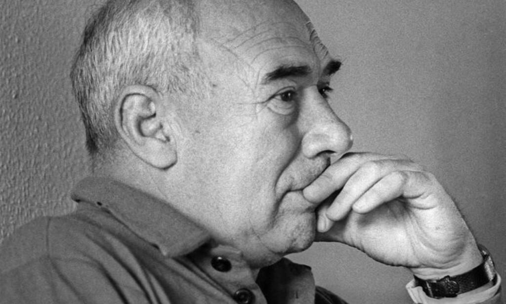 HJERNEN BAK? Wilson gir den russiske manageren Viktor Maslov æren for at han oppfant «høyt press» da han ledet Dynamo Kiev mellom 1964 og 1970. Foto: FourFourTwo