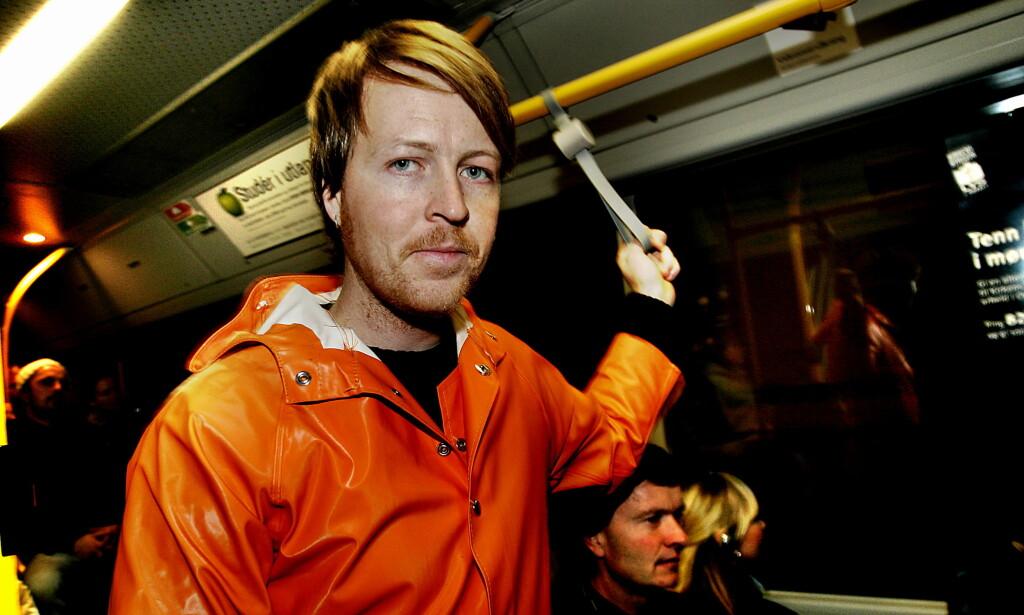 DEBUT: Agnar Lirhus har skrevet flere kritikerroste bøker. Nå kommer hans første ungdomsroman. Foto Kurt T. Pedersen / Dagbladet