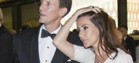 Dropper å trykke toppløsbilder av danskeprinsessen: - Respekten for kongehuset er for sterk