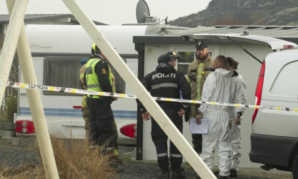 image: Tenåringsjente mistet mor, far og bror i campingvognbrann