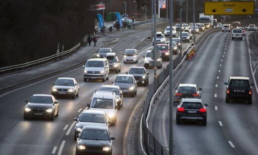 image: Strøsand gir dårlig luft i flere byer på Østlandet