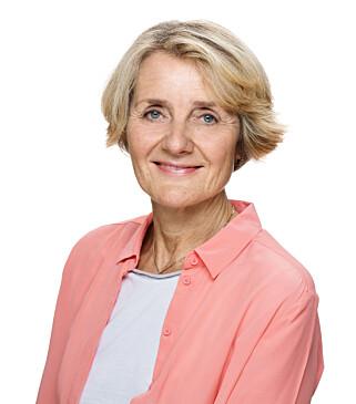 BEKYMRET: Direktør Ida Berg Hauge i Opplysningskontoret for meieriprodukter oppfordrer kvinner til å lytte mer til forskere enn venner og innlegg på sosiale medier. Foto: Melk.no
