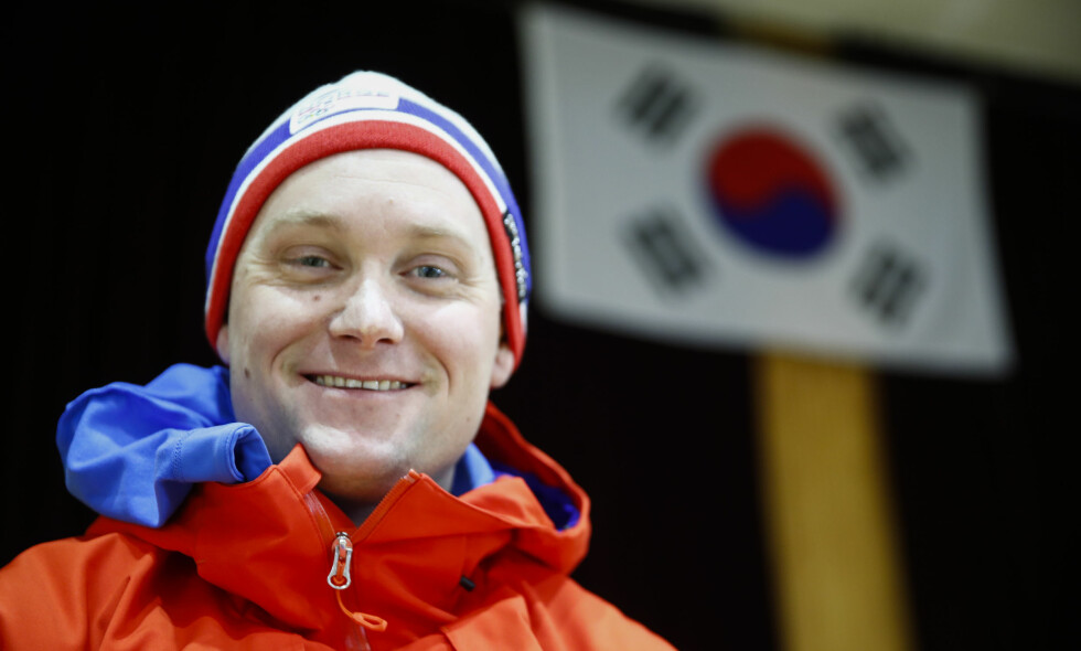 VENDER HJEM: Sjur Ole Svarstad har funnet seg lærerjobb i hjemstedet Stryn. Foto: Terje Pedersen / NTB scanpix