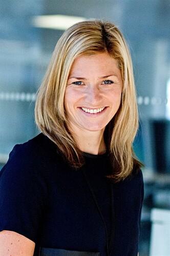 - BLIR LETTERE: Synne Ekrem, kommunikasjonssjef hos Nordea, mener at digitale løsninger stadig blir enklere å bruke, og banken jobber mest mulig for å hjelpe kundene sine over på digitale flater. Foto: Nordea.