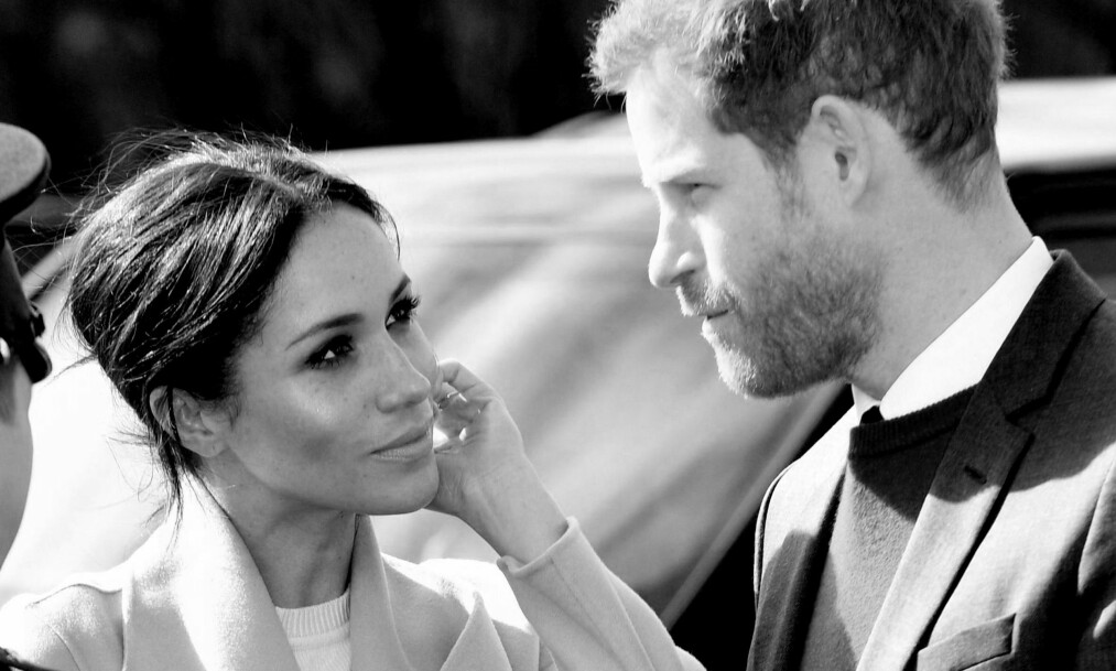 PRINS HARRY OG MEGHAN MARKLE: Den 19. mai gifter prins Harry og Meghan Markle seg på Windsor Castle. FOTO: NTB Scanpix